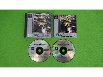 Command & Conquer KOMPLETT Playstation PSone ps1