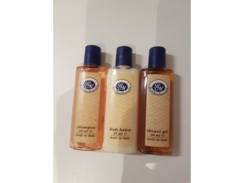 Schampo showergel bodylotion travelsize resestorlek