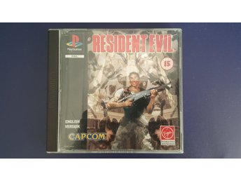 Resident Evil - PlayStation (PS1)