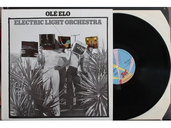 Electric Light Orchestra-Olé ELO-LP