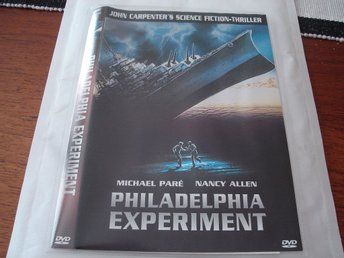 DVD-PHILADELPHIA EXPERIMENT *John Carpenter's*