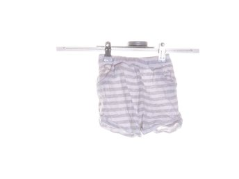 Hush Puppies, Shorts, Strl: 18/24, Grå/Vit