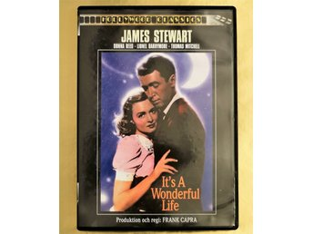 IT´S A WONDERFUL DAY (JAMES STEWART, DONNA REED) FILM NOIR THRILLER DVD