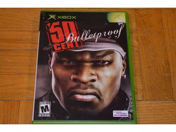 50 Cent Bulletproof Xbox