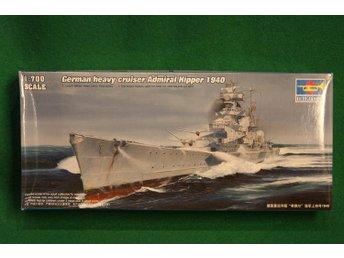 Trumpeter 1/700 Admiral Hipper 1940 - Lund - Trumpeter 1/700 Admiral Hipper 1940 - Lund