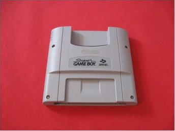 SUPER GAMEBOY till Super Nintendo SNES