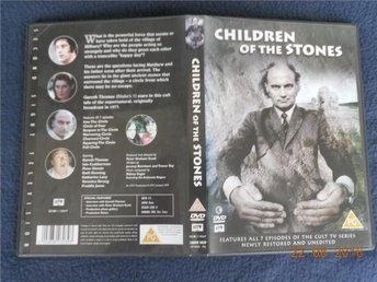 CHILDREN OF THE STONES (1977) UK DVD SCI-FI/SUPERNATURAL/CULT TV-SERIE HTV - Gävle - CHILDREN OF THE STONES (1977) UK DVD SCI-FI/SUPERNATURAL/CULT TV-SERIE HTV - Gävle