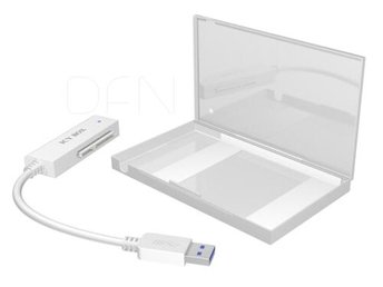 Raidsonic ICY Box IB-AC6034-U3 2,5  SATA SSD USB 3.0 housing