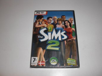 The Sims 2 - Grundspelet - PC - Inplastad