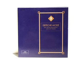 Depeche Mode - Get the balance right and live tracks - Nr. 2450 - CD