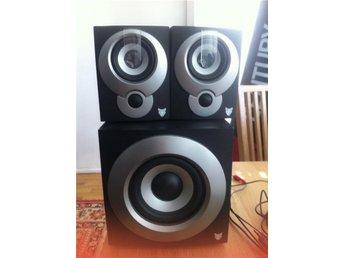 Bazoo Mara 250 högtalare med bas - Angered - Bazoo Mara 250 högtalare med bas - Angered