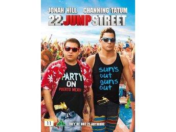 22 Jump Street. Jonah Hill Channing Tatum - Ny och inplastad DVD - Malmö - 22 Jump Street. Jonah Hill Channing Tatum - Ny och inplastad DVD - Malmö