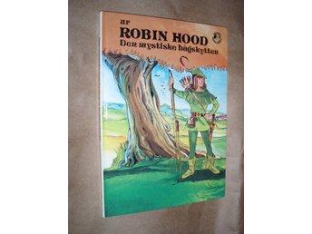 Ur Robin Hood Den mystiske bågskytten - Norsjö - Ur Robin Hood Den mystiske bågskytten - Norsjö
