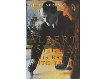 ALBERT SPEER *HIS BATTLE WITH TRUTH*  HARD COVER BOOK BOK