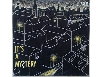 "Charlie title*  It's A Mystery* Euro House 12"" SWE"