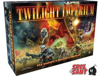 Twilight Imperium 4th Edition (inkl. Promo)