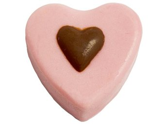 Chocolate Therapy Massage Heart Bar Bomb Cosmetic