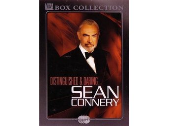 Sean Connery Collection Box (3-Disc)