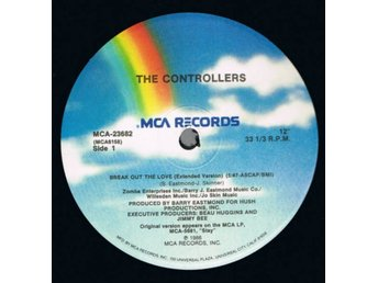 "The Controllers – Break out the love (MCA 12"")"