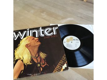 Johnny Winter Early Times  LP