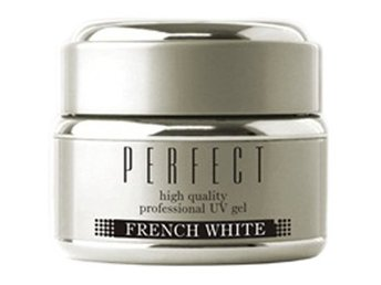 Silcare - Perfect - Builder - French White - 15 gram