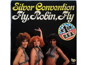 LP Silver Convention  Fly, Robin, Fly