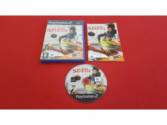 FIFA STREET till Sony Playstation 2 PS2