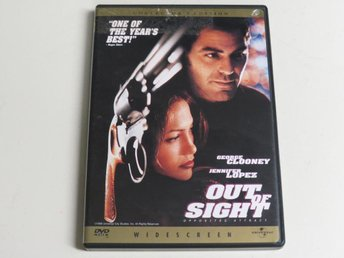 OUT OF SIGHT: COLLECTOR'S EDITION (DVD) Region 1