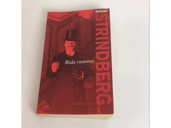 Bok, Röda rummet, August Strindberg, Pocket, ISBN: 9789172639164, 2007