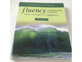 Bok, Fluency with Information Technology, Lawrence Snyder, Pocket