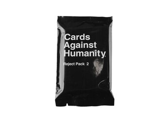 Cards Against Humanity - Reject Pack #2