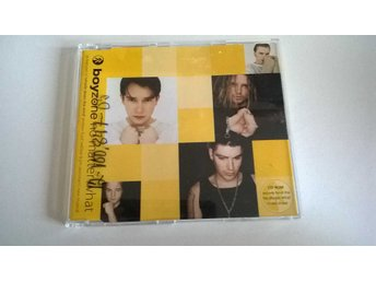 Boyzone - No Matter What, CD, CD