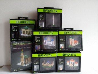 Brixies Germany Sight to See Landmark Mini Building Bricks Sets of 7 - Mainz - Brixies Germany Sight to See Landmark Mini Building Bricks Sets of 7 - Mainz