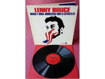 LENNY BRUCE - WHAT I WAS ARRESTED FOR