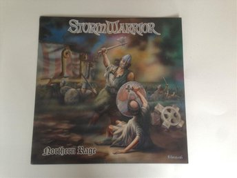 Stormwarrior Northern rage LP Vinyl
