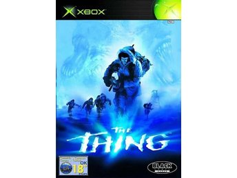 The Thing (XBOX) Begagnat