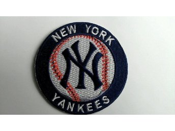 NEW YORK YANKEES patch baseboll homerun