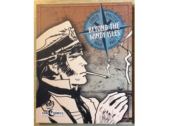 Corto Maltese - Beyond The Windy Isles GN NM Ny Import