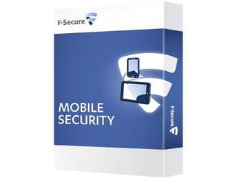 F-Secure Mobile Security, 1 Android-enhet 1 år, nordisk, MiniPack