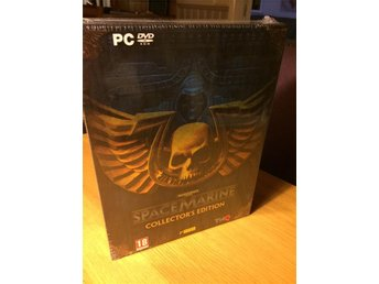 Warhammer 40,000: Space Marine Collector's Edition *Ny*