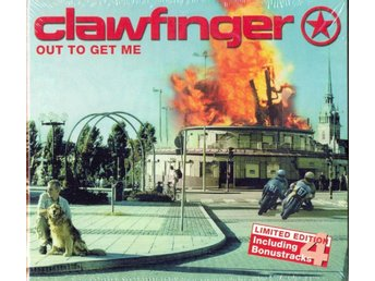Clawfinger - 2001 - Out To Get Me - Limited Edition - CDS