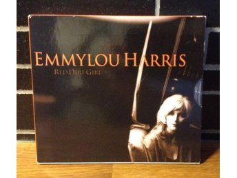 EMMYLOU HARRIS - Red dirt girl (alternative - country - rock) CD