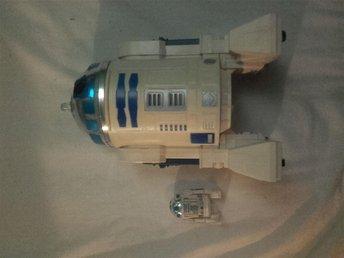 STAR WARS vintage RADIO CONTROLLED R2-D2 & C3PO 30 cm hög från 1978 - Huddinge - STAR WARS vintage RADIO CONTROLLED R2-D2 & C3PO 30 cm hög från 1978 - Huddinge