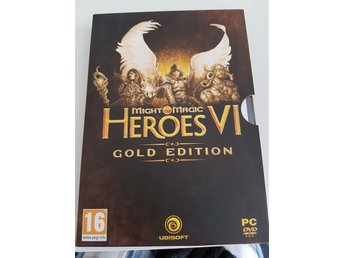 Heroes of might and magic VI Gold