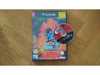 Nintendo GameCube: Capcom vs SNK EO 2