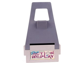 Pro Action Replay (NES) -  - PAL (EU)