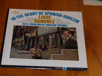 Louie Ramirez ‎– In The Heart Of Spanish Harlem 1967