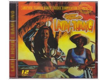 STRICTLY RHYTM´S LATIN THANG     CD