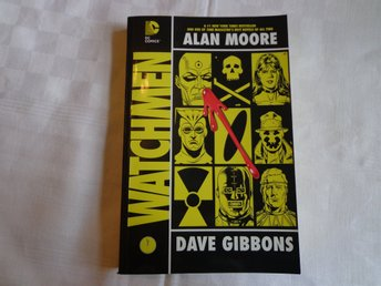 Watchmen,Alan Moore,Dave Gibbons,Seriemagasin,USA