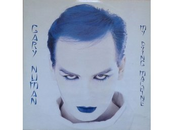 "Gary Numan title* My Dying Machine* Synth-pop 12"" UK"